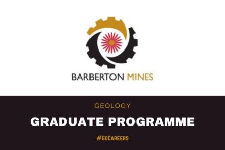 Barberton Mines Geology Graduate Programme