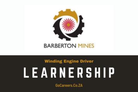 Barberton Mines Winding Engine Driver Learnership Programme