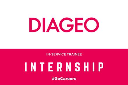 Diageo SA In-service Trainee Internship
