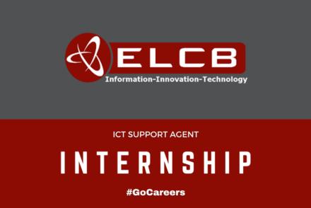 ELCB ICT Support Agent Internship
