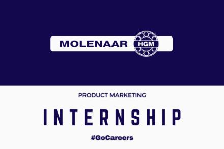 H.G. Molenaar SA Sales Internship Programme