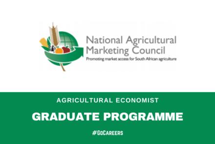 NAMC Agricultural Economist Graduate Programme