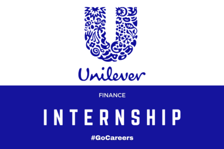 Unilever South Africa Finance Internship