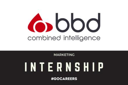 BBD Marketing Internship