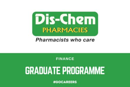 Dis-Chem Finance Graduate Programme