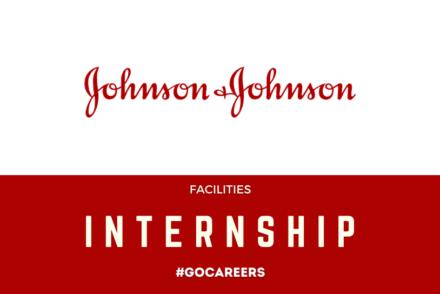 Johnson & Johnson Facilities Internship