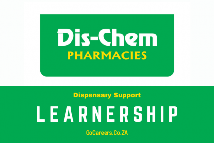 Dis-Chem Dispensary Support Learnership