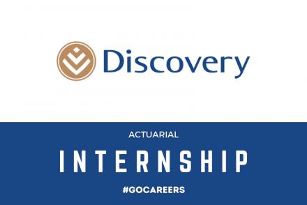 Discovery Actuarial Internship