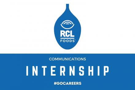 RCL Foods Communications Internship