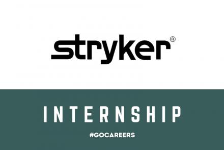 Stryker Internship Program